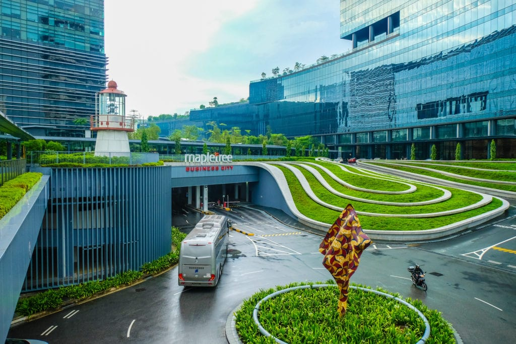 Mapletree Business City 2