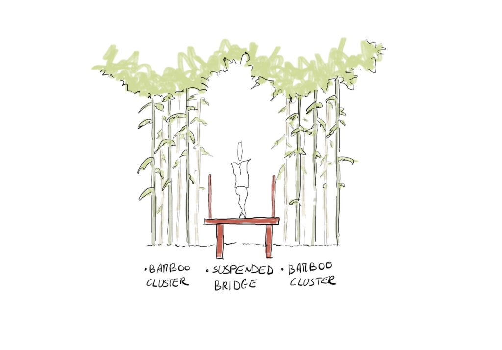Japanese Layout Design Process Bamboo