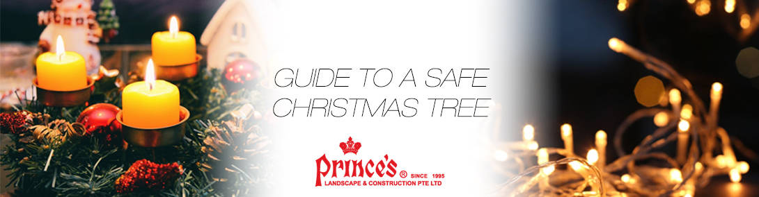 Guide to a Safe Christmas Tree Banner