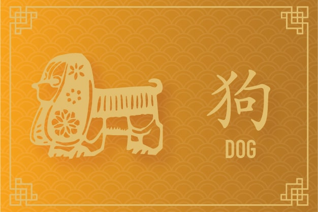 Dog Zodiac - Plants of Fortune