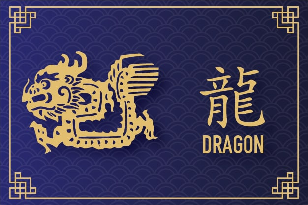 Plants of Fortune - Dragon Zodiac