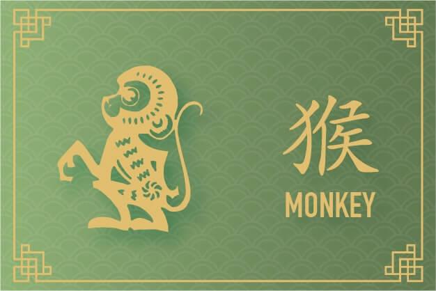 Monkey Zodiac - Plants of Fortune