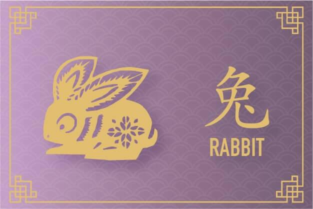 Rabbit Zodiac - Plants of Fortune