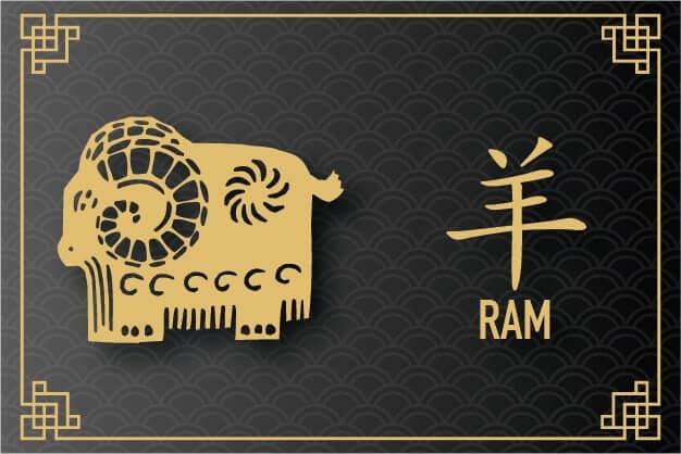 Goat Zodiac - Plants of Fortune