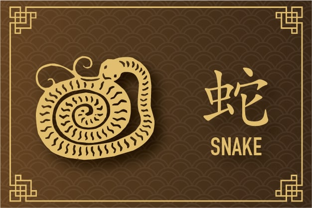 Plants of Fortune - Snake Zodiac