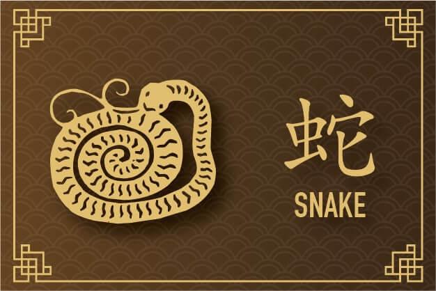 Snake Zodiac - Plants of Fortune