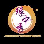 Yuan Zhong Siu Logo gold